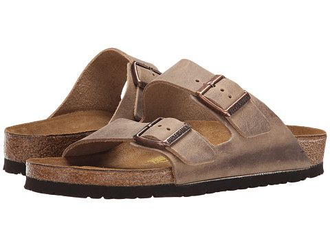 4f0a6d7b8941b0 Birkenstock Arizona - Oiled Leather (Unisex) Tobacco Oiled Leather -  Zappos.com Free Shipping BOTH Ways