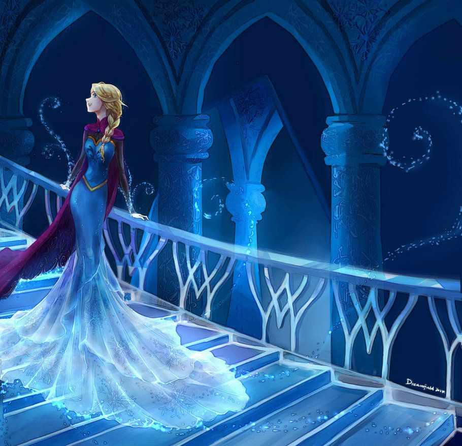 Agree, your Frozen and tangled combined