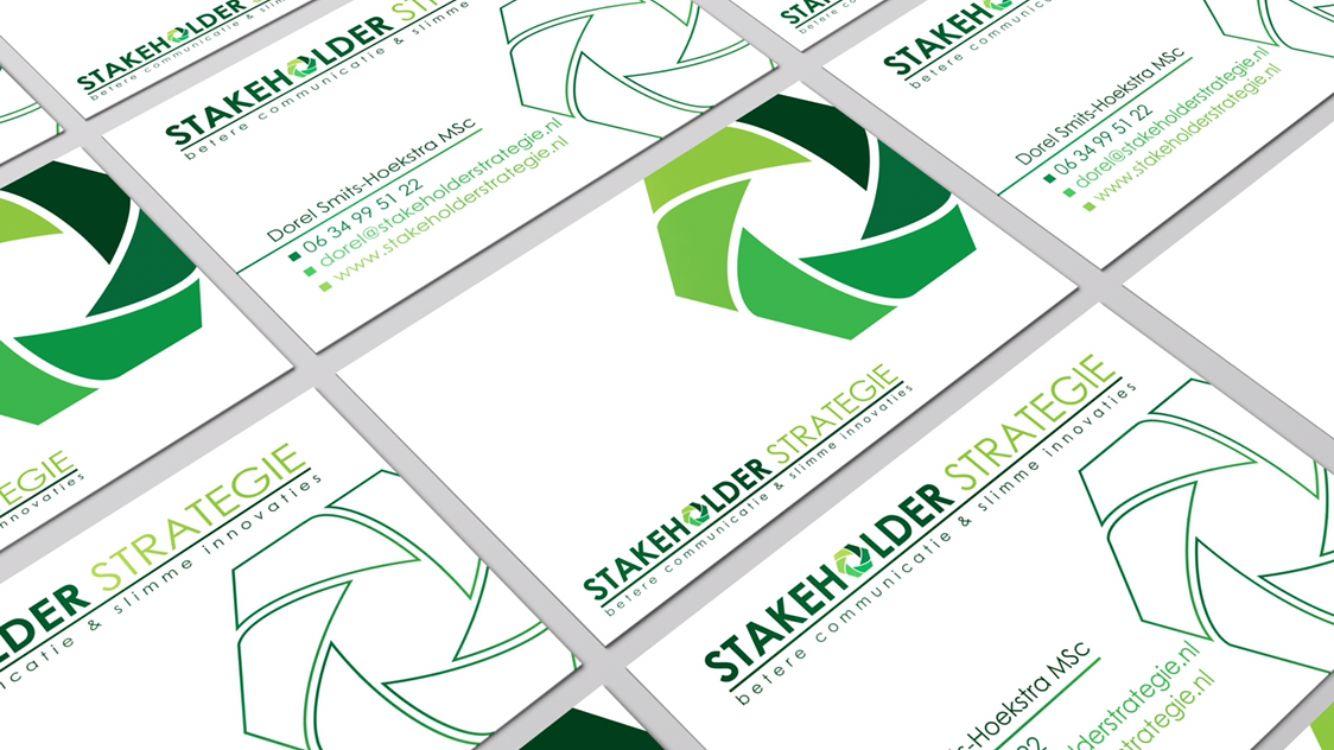 """Met veel plezier gewerkt aan het visitekaartje van """"Stakeholder Strategie"""". Al veel complimenten ontvangen over het ontwerp en het drukwerk! www.omega-design.nl #logo #huisstijl #design #graphicdesign #zzp #netwerken #reclame #drukwerk #marketing #branding #designer #designing #creative #logos #art #stakeholder #vector #ondernemer #onderneming #starter #logotype  #instacool #logodesign #designers #web #zzper #starter #startendeonderneming #photooftheday #picoftheday #loveit"""