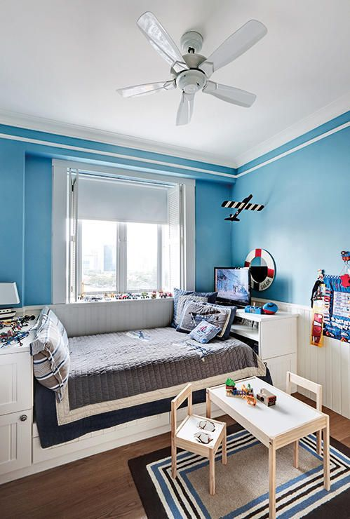 Easy ways to smarten up a small bedroom Kids rooms Bedrooms and Room