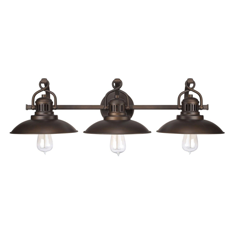 Trent Austin Design Meridian 3 Light Vanity Light