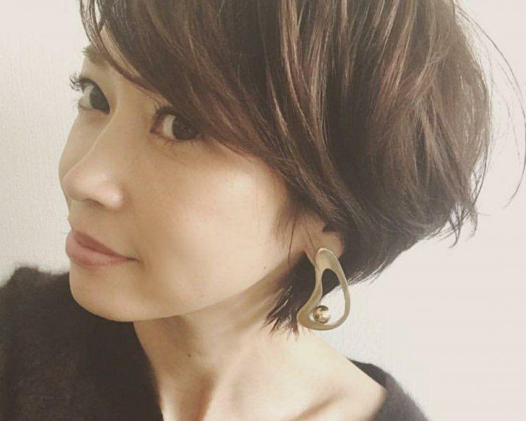 辺見えみりの髪型についてショートのオーダー法を美容師が解説してみた