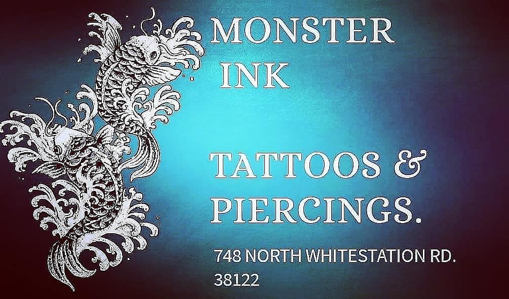 Walk Ins Are Welcome Come Visit Us For Jewelry Or A New Tattoo Or Piercing The Shop Is Open Monste Walk Ins Are Welcom Monsters Ink Ink Tattoo Ink