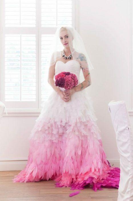 Esta es la nueva tendencia de color que las novias de todo el mundo ...
