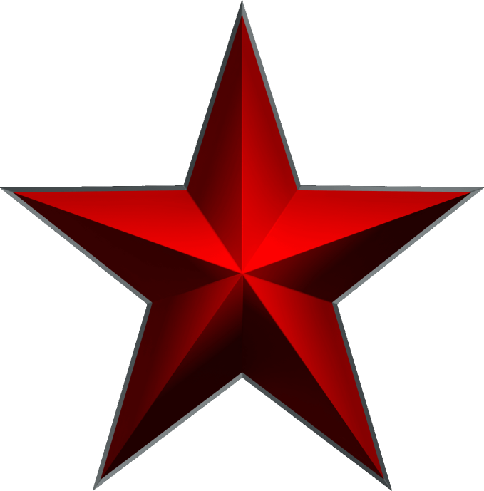 Red Star Png Image Star Clipart Red Star Logo Shooting Star Clipart