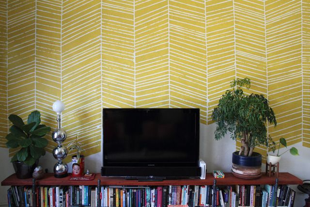 Best 25+ Hand Painted Walls Ideas On Pinterest