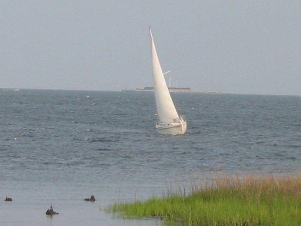 Sailboat - South Carolina