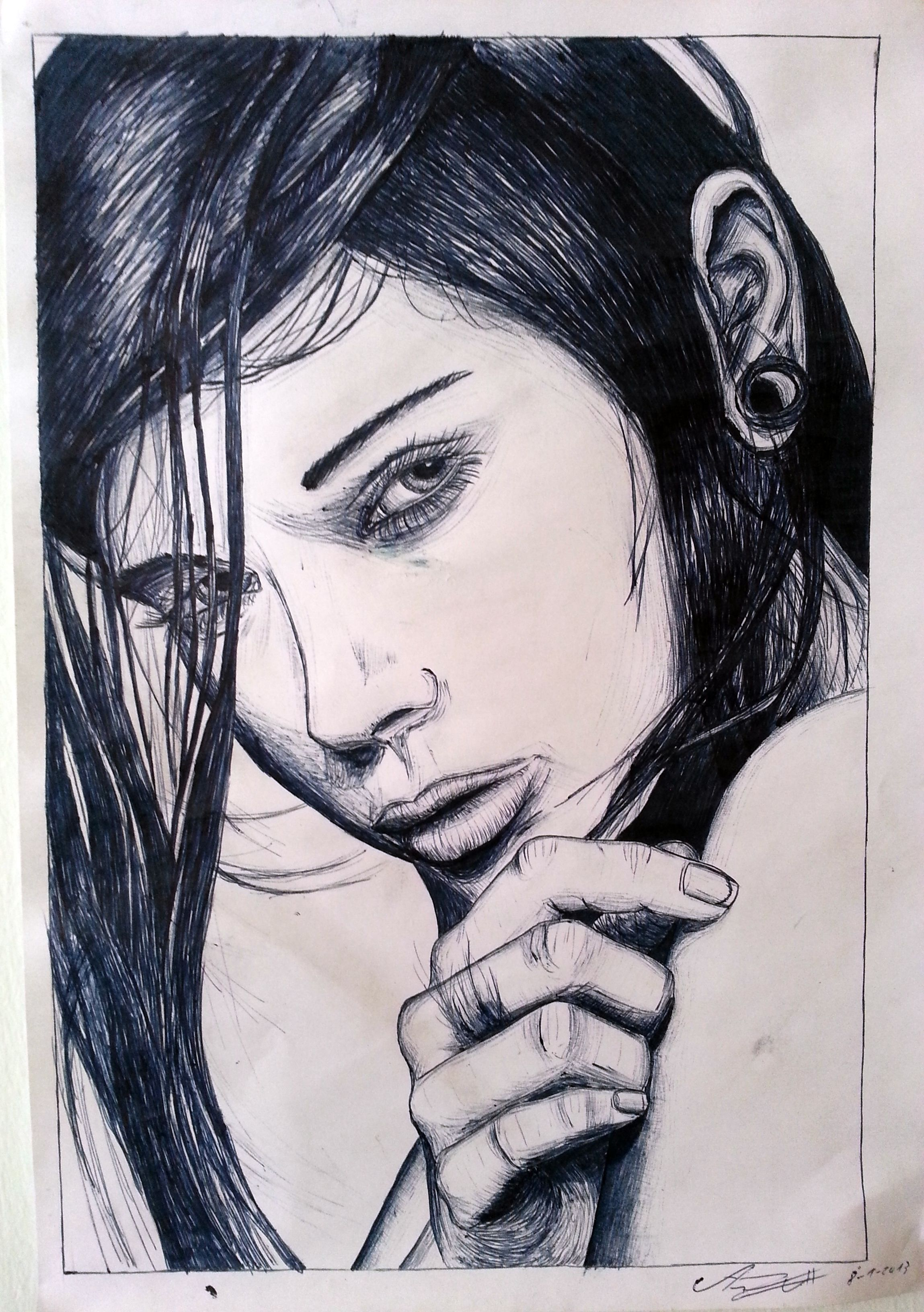 Ella - Boli bic She - Bic ballpoint pen