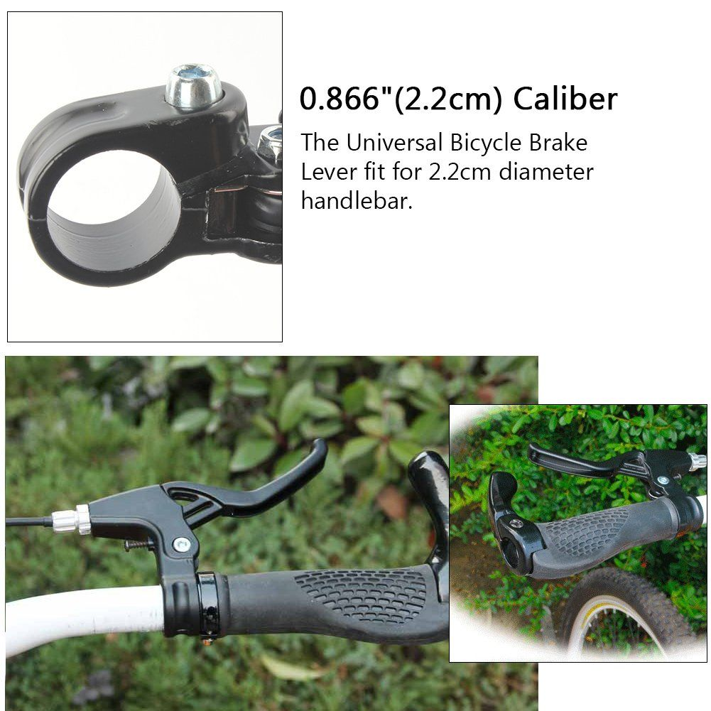 Ges Universal Bicycle Brake Lever Hand Brakes Aluminum Alloy