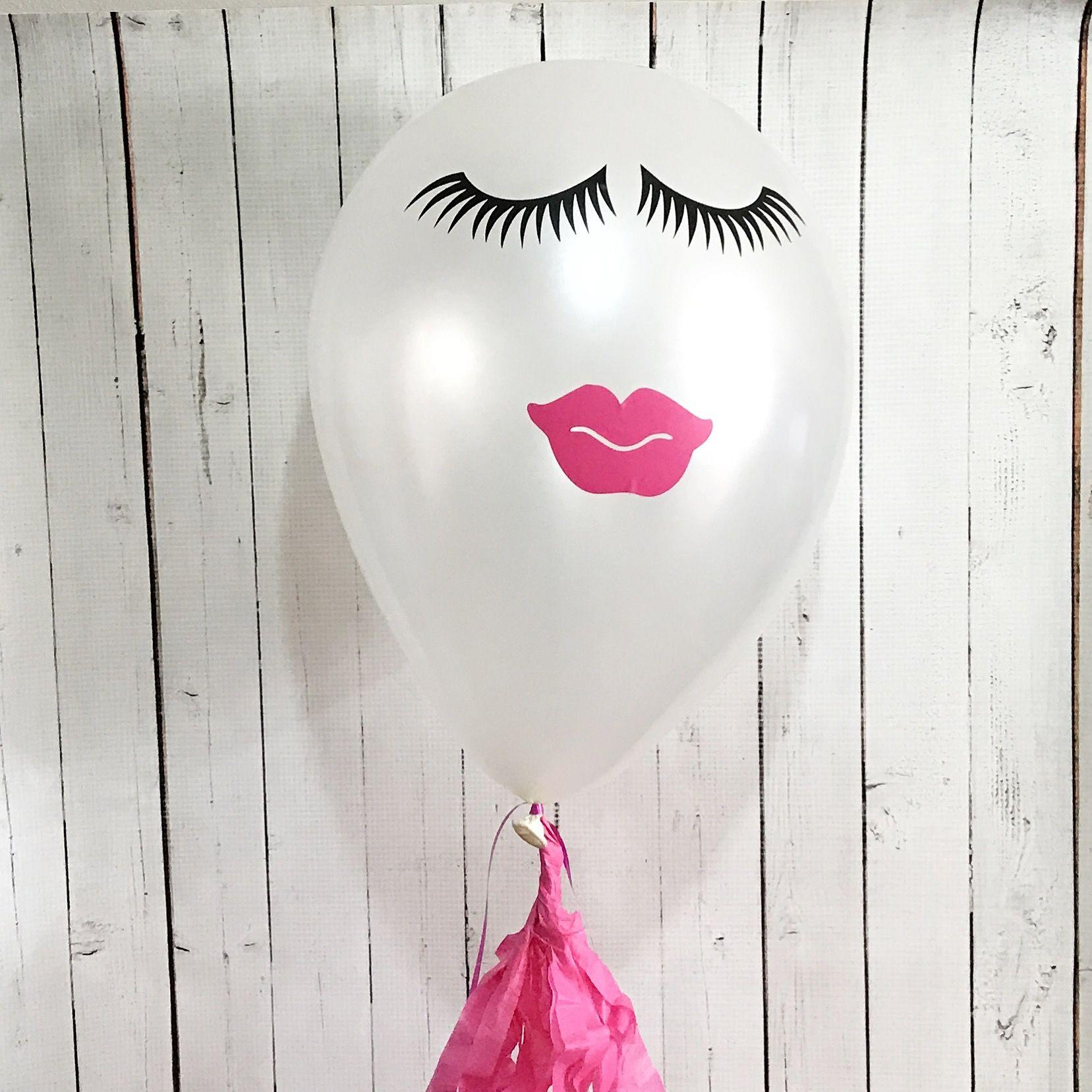 2//5//10x Big Red Lips Foil Balloon Kiss Valentine/'s Anniversary Wedding Decor Pop