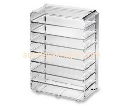 Custom Acrylic Plexiglass Display Case Storage Boxes DBK 112