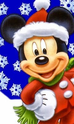 Christmas Mickey Mouse Iphone Wallpaper Background Disney Wallpaper Mickey Mouse Christmas Mickey Mouse