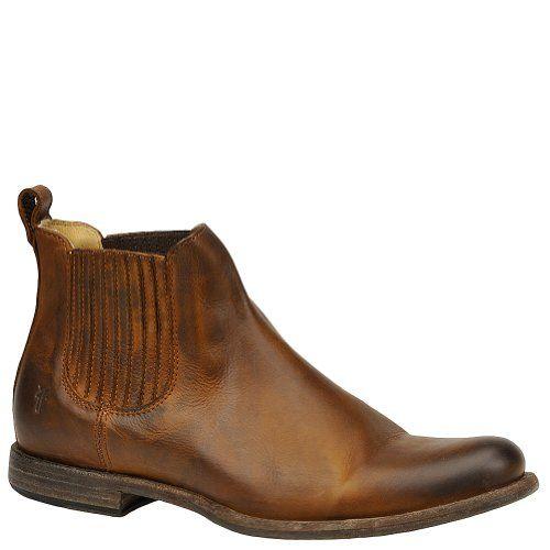 FRYE Men's Phillip Chelsea Boot,Cognac,10 M US - http://authenticboots.com/frye-mens-phillip-chelsea-bootcognac10-m-us/