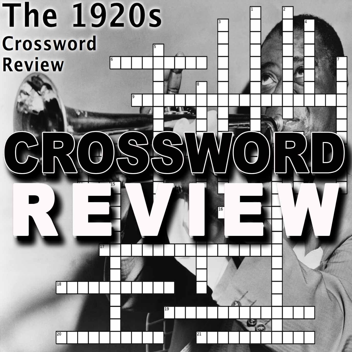 S Crossword Puzzle Review Roaring 20s