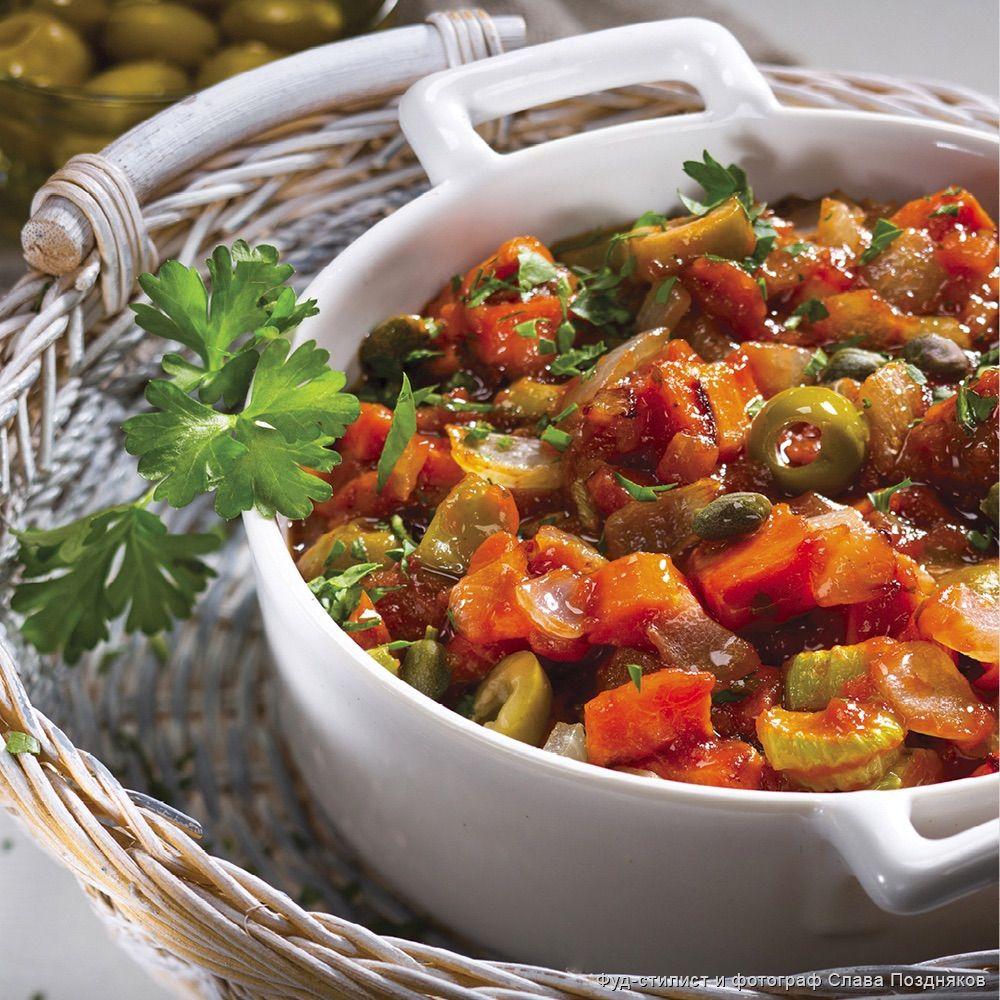 рецепт с фото овощное рагу