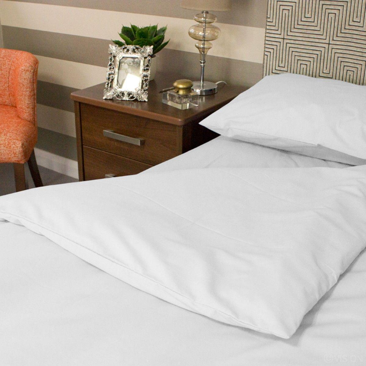 Flame retardant pillowcases & care home