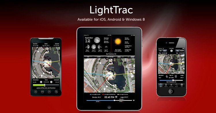 Planning Your Photoshoot Review of the App LightTrac
