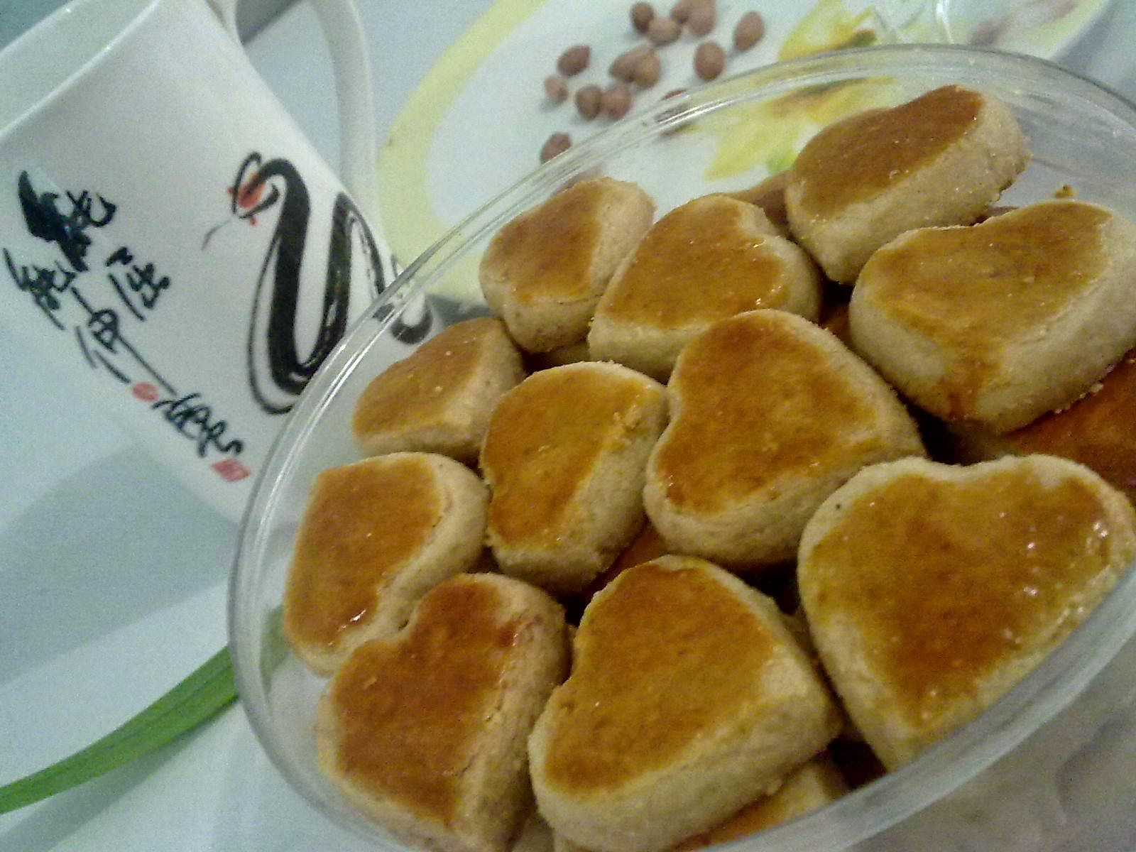 Cara Mudah Membuat Kue Kering Kacang Tanah Untuk Kalian Yang Ingin Membuatnya Sebaiknya Persiapakan Terlebih Dahulu Perlengkapan Dan Kue Kering Makanan Kue