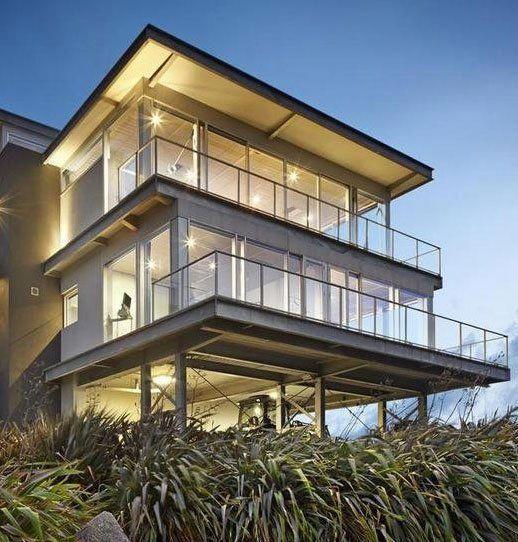 Modern architecture nice exterior minimalisthomeexterior also rh pinterest