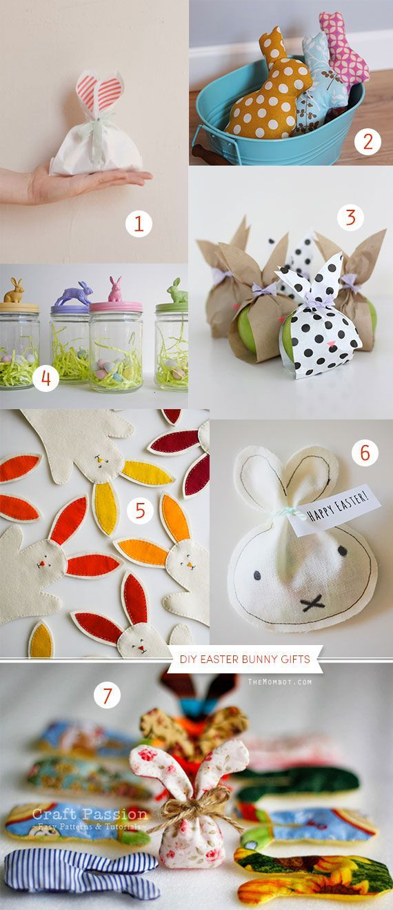 Diy easter bunny treats and gifts easter easter crafts and craft diy easter bunny treats and gifts negle Choice Image