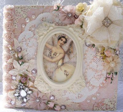 binder album Fairy Belle Jodie Lee/Prima Marketing paperline