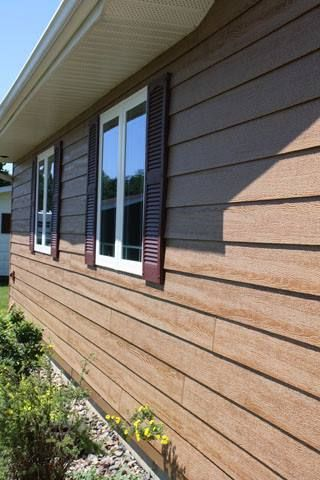 Diamond Kote Chestnut Lp 8 Inch Lap Exterior Siding Options Rustic Houses Exterior Farmhouse Exterior