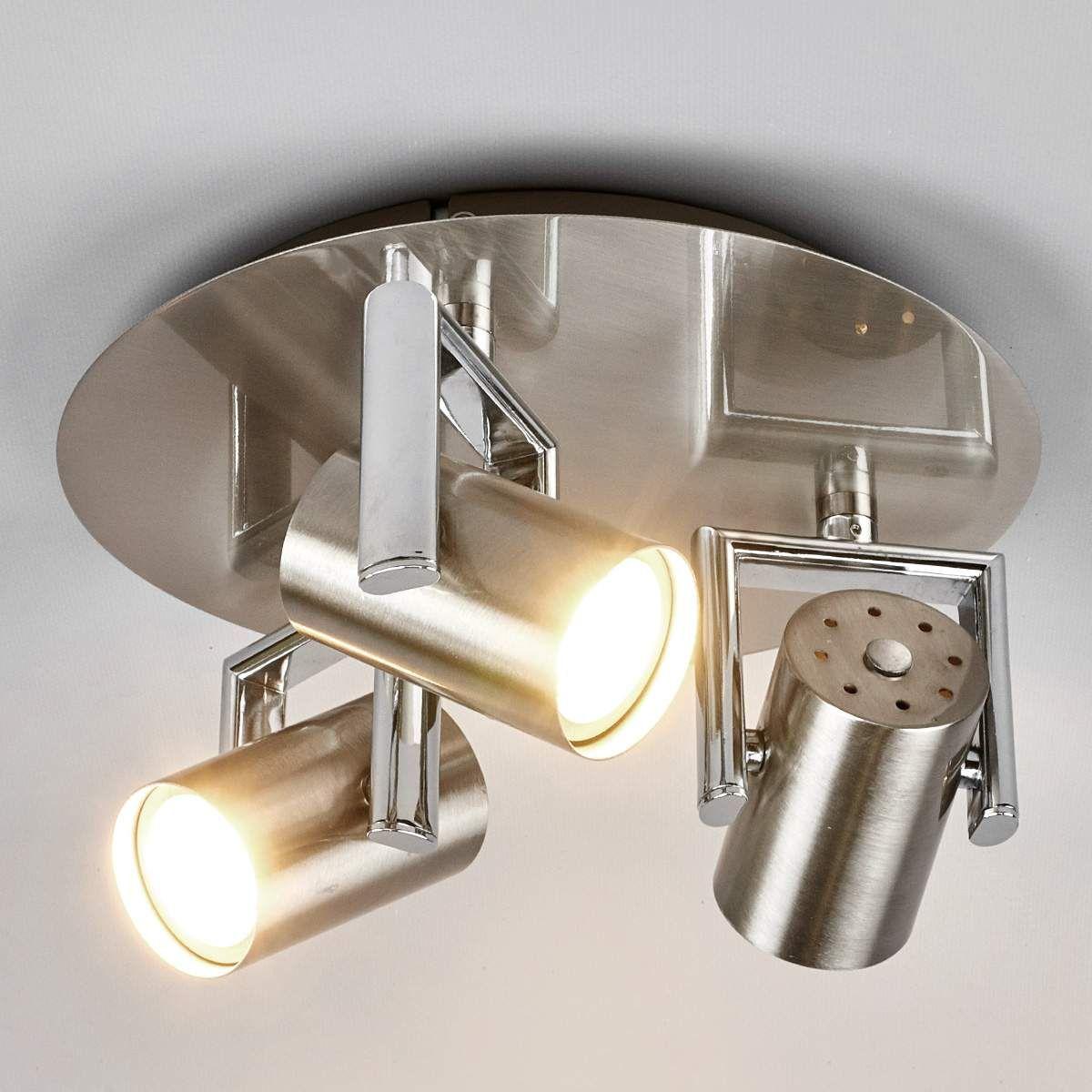 Led Strahler Mit Bewegungsmelder Und Dauerlicht Deckenlampe
