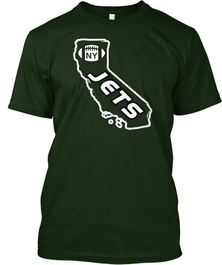 California gear for Jets fans? Awesome.
