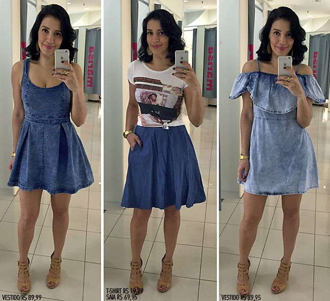 c746056086bb Hoje aconteceu nas lojas Marisa do Bauru Shopping, o coquetel de lançamento  da nova coleção