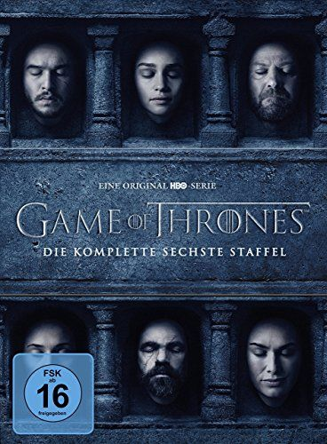 Game Of Thrones Season 6 Click On The Dvd Cover To Request This Title At The Bill Or Gales Ferry Libraries 11 Game Of Thrones 6 Hbo Original Series Seasons