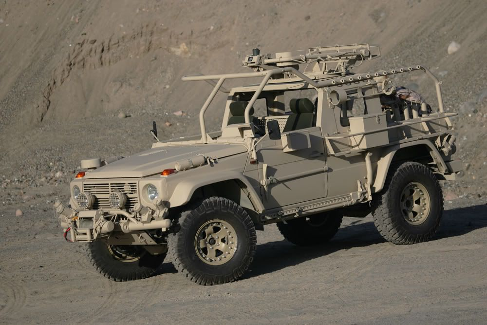 The norwegian army workhorse 017 de 39 gg ust condam for Mercedes benz military vehicles
