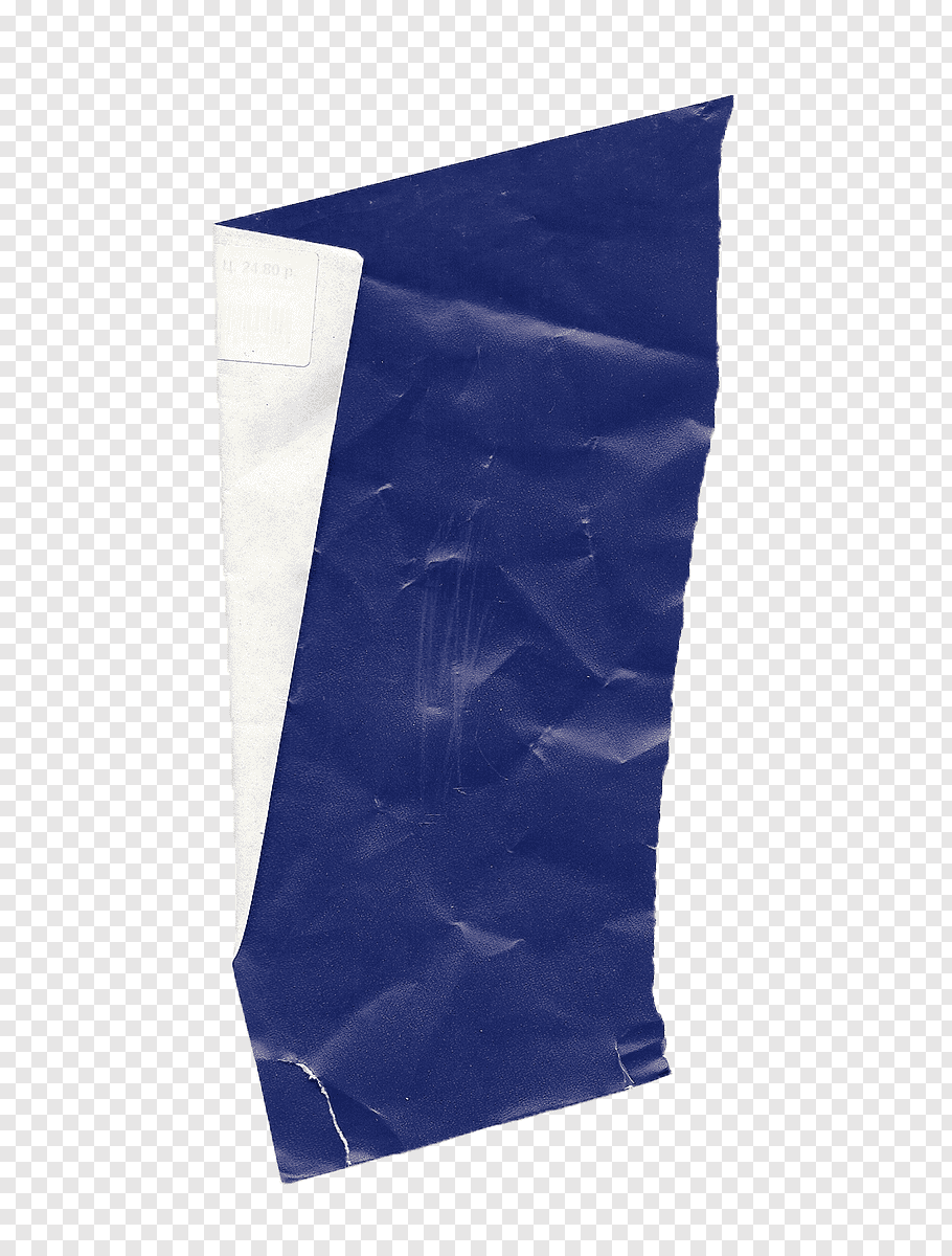 28 Crumpled Blue Paper Png Png Torn Paper Grunge Paper
