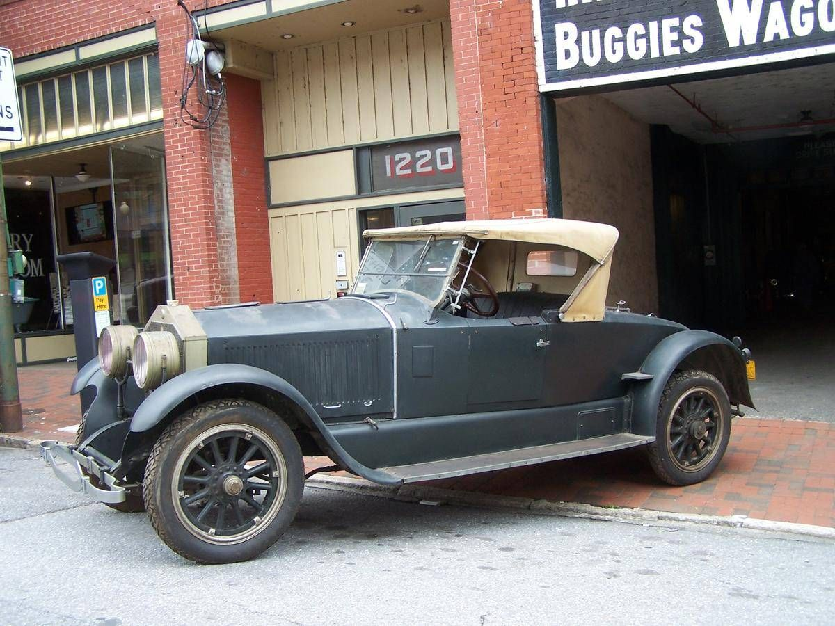 1924 McFarlan TV-Six Roadster | automobiles | Pinterest | Cars and ...