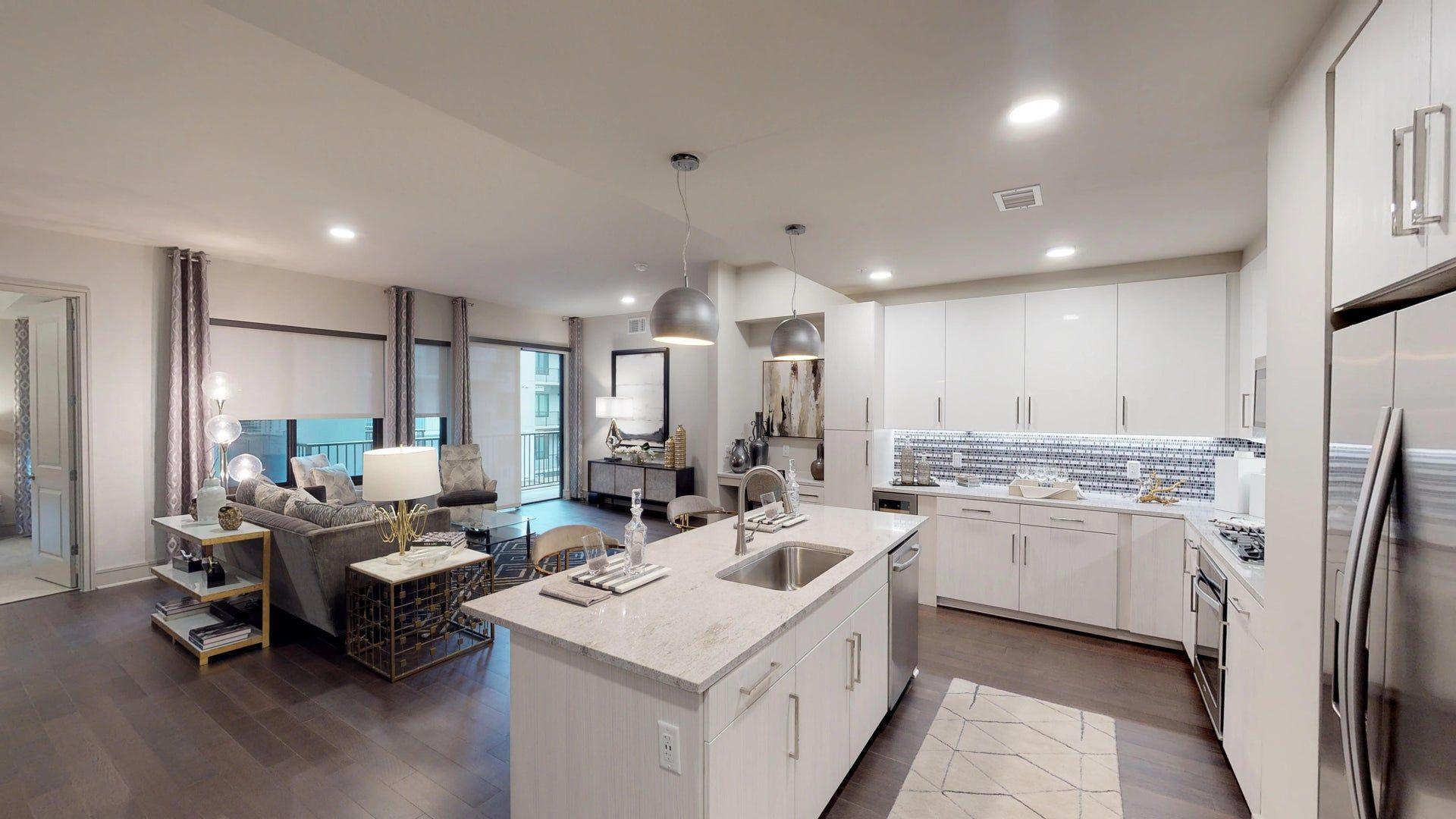 Matterport 3d Showcase Houston Apartment Luxury Apartments Open Floor Plan Apartments