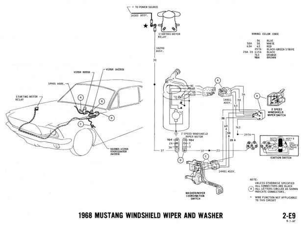 Pin En Mustang 67 1