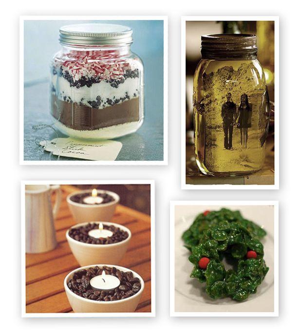 Easy Homemade Christmas Gift Ideas Found Via Whatiwore Tumblr Com