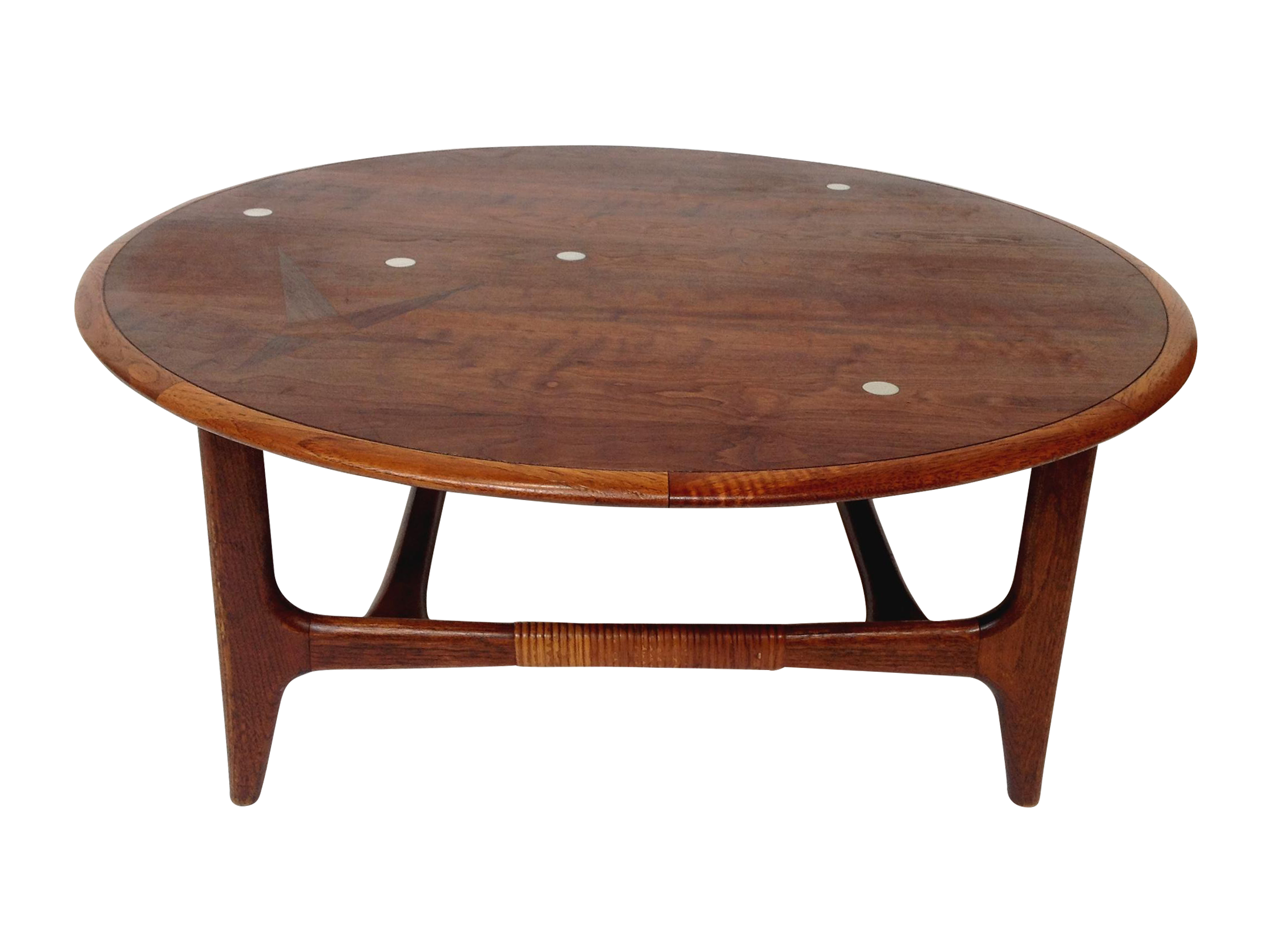 Mid Century Atomic Style Coffee Table By Lane Coffee Table Lane Coffee Table Table [ 1668 x 2229 Pixel ]