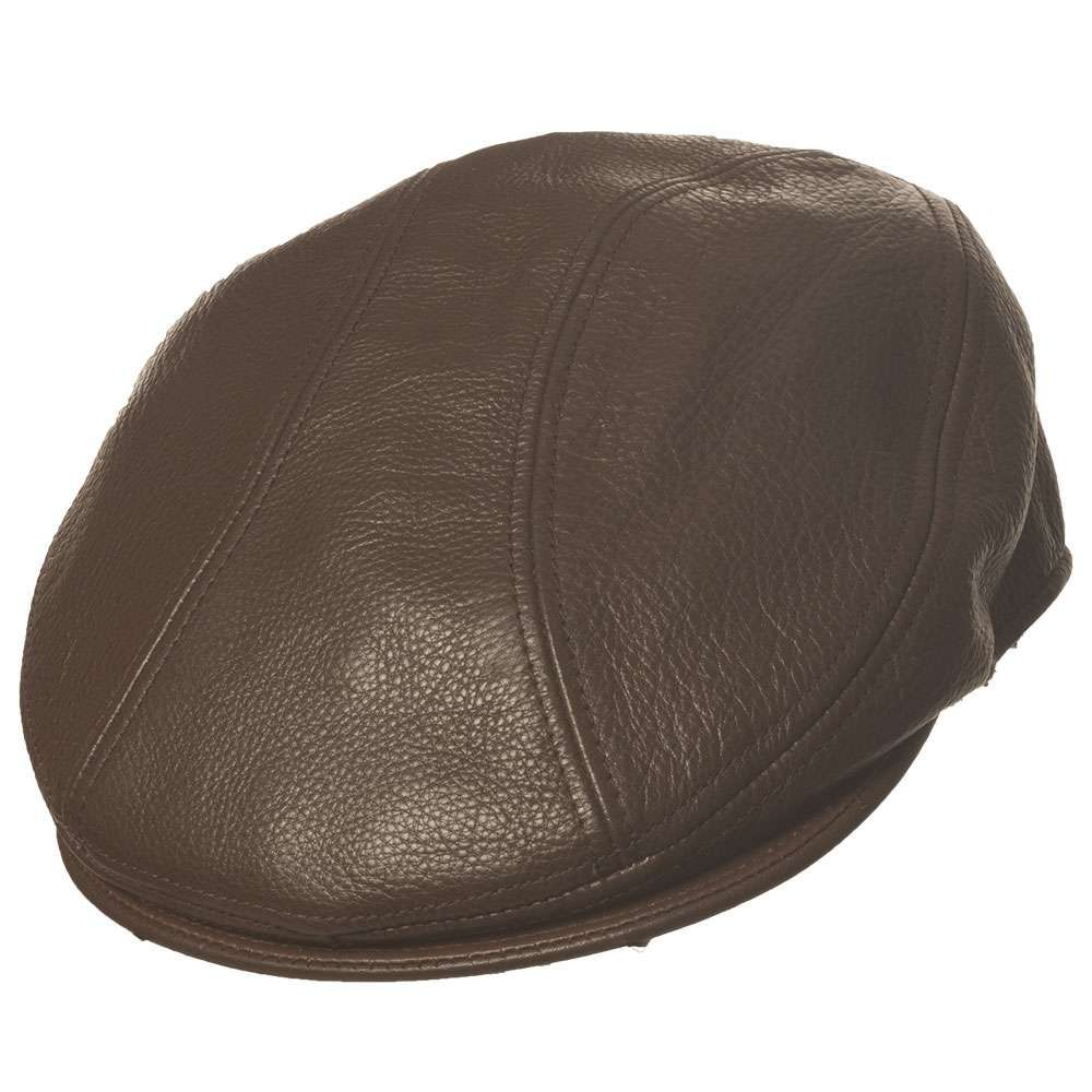 fda70d60e76fb Capas Leather Driving Ivy Cap in 2019 | Great Hats | Cap, Hats, Flat cap