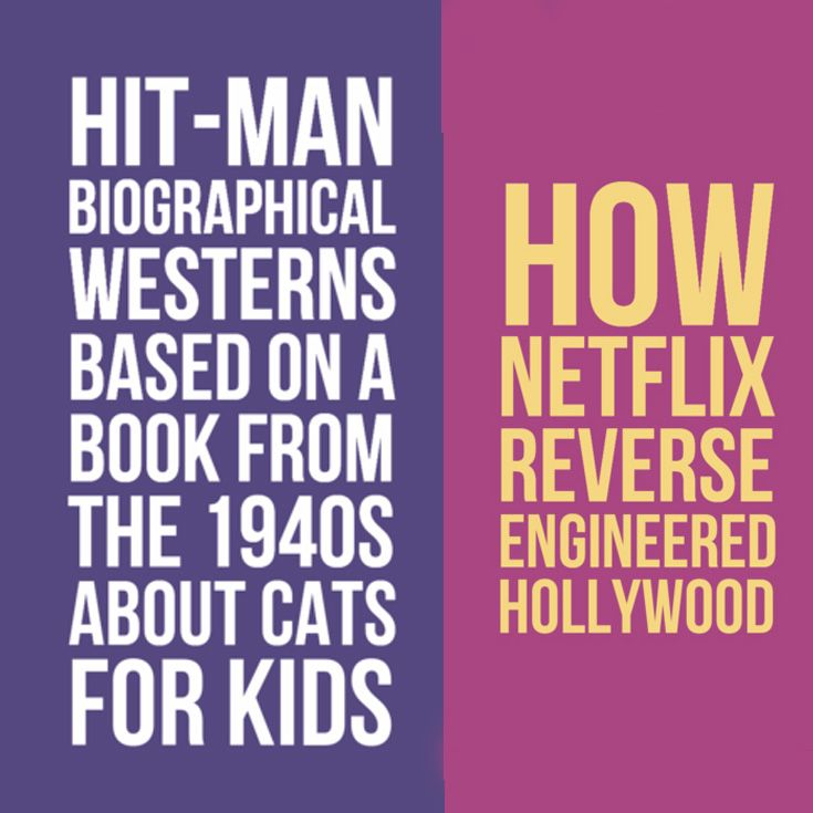 How Netflix Reverse Engineered Hollywood.  Fascinating story from The Atlantic that includes a generator for creating ridiculous micro-genres like the one above as well as more general Hollywood cliche genres.