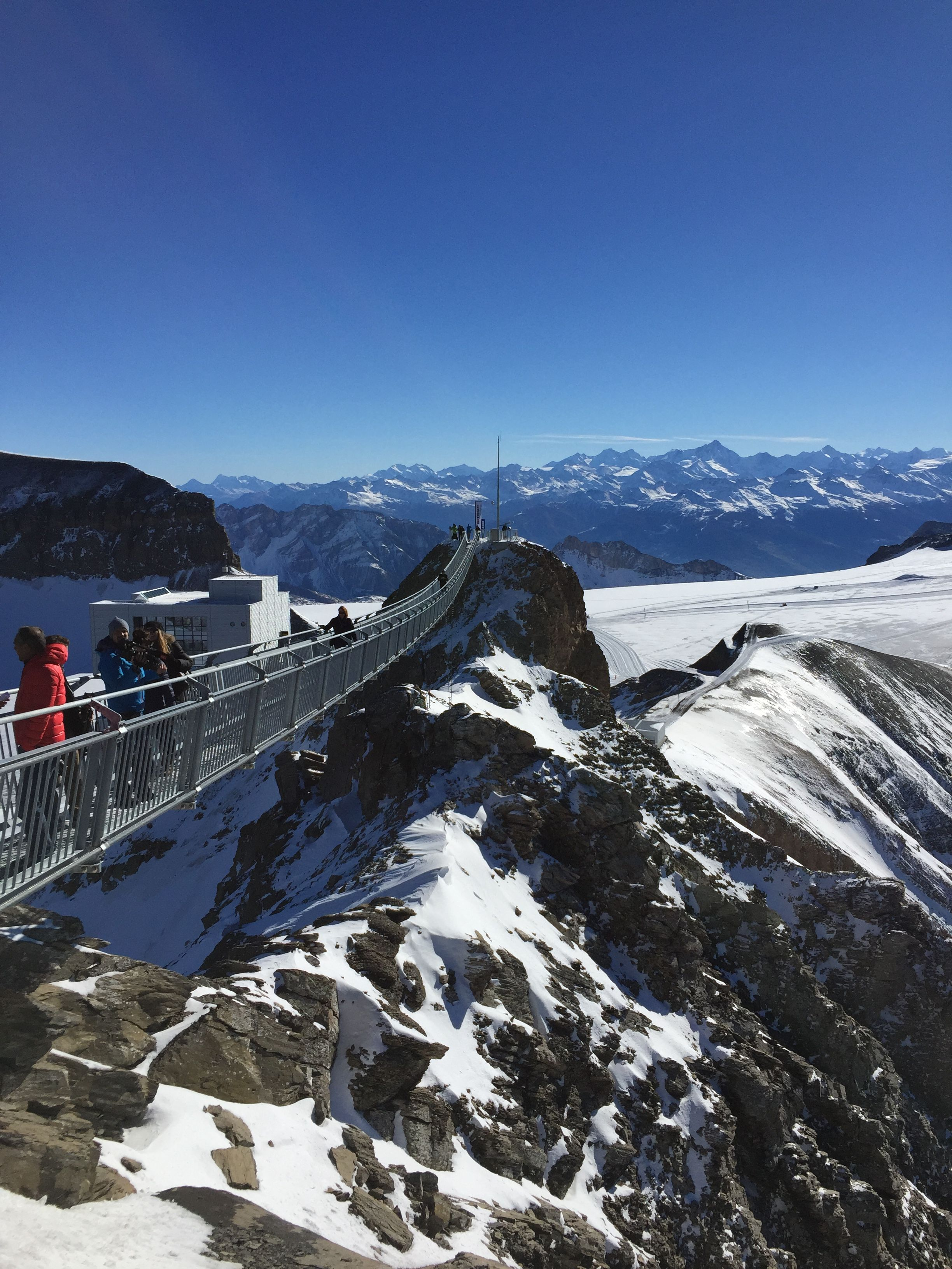 Httpswwwgooglerosearchq=Mario Botta Glacier 3000 Construction - Mountain Architecture Hut Chalet