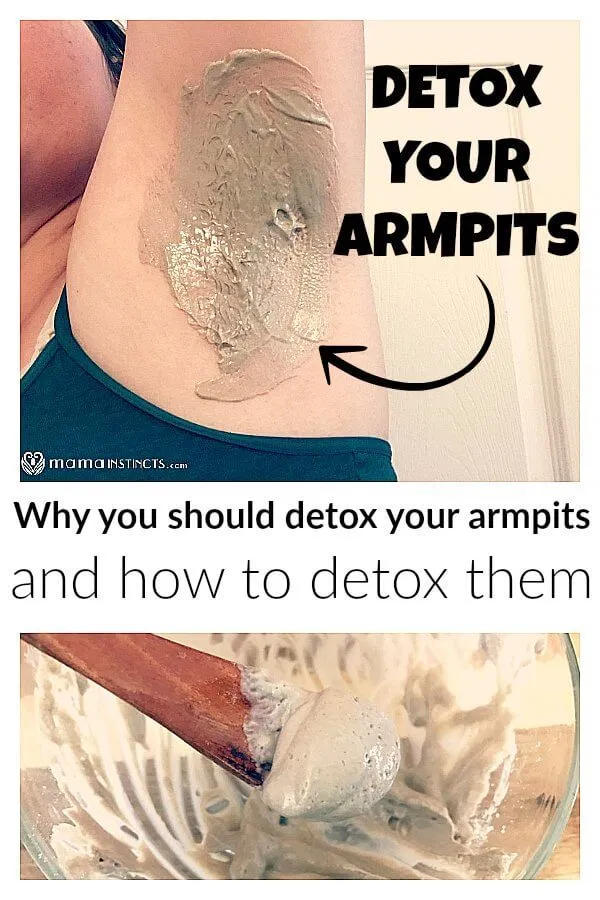 Photo of Why You Should Detox Your Armpits (and How to Detox Them)
