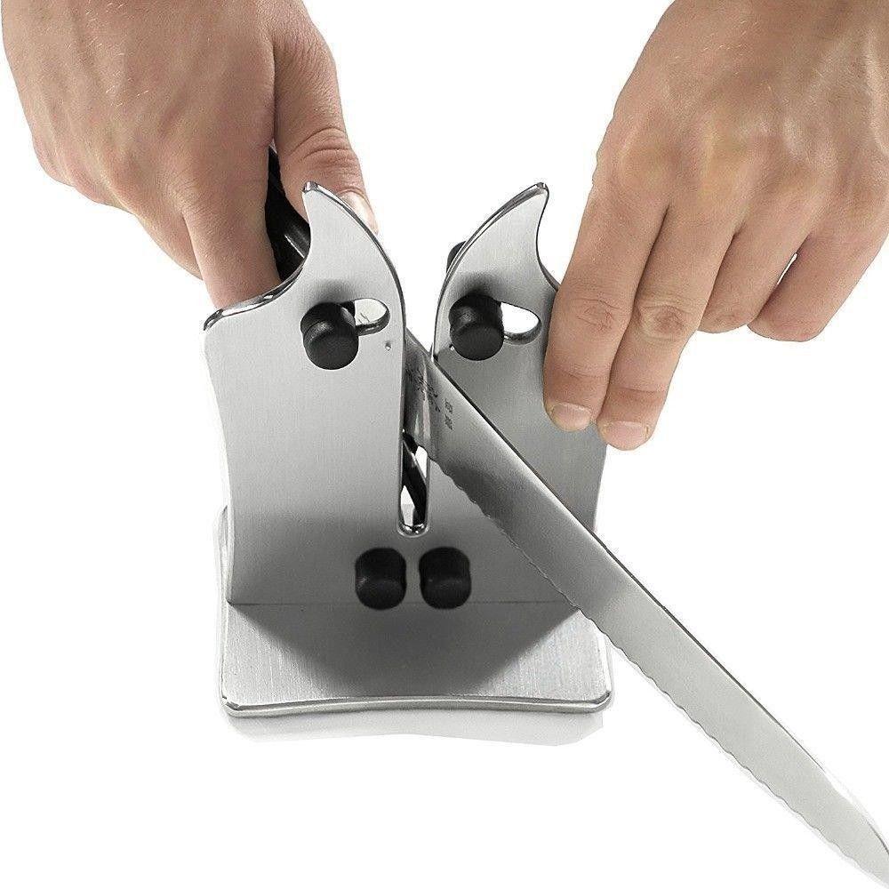 Afilador De Cuchillos Tungsteno Afiladores De Cuchillos Piedra De Afilar Cuchillo Ceramico