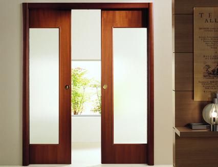 Double Sliding Door Pockets - Doortech   The Disappearing Door Company & Double Sliding Door Pockets - Doortech   The Disappearing Door ...