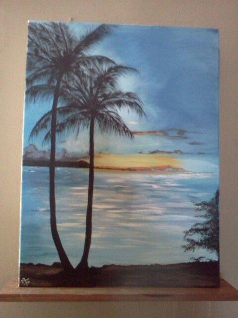 Sunset in Cabo Rojo,PR