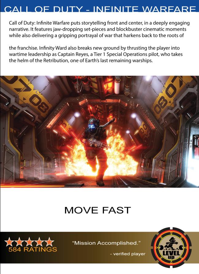 Call of Duty Infinite Warfare callofduty