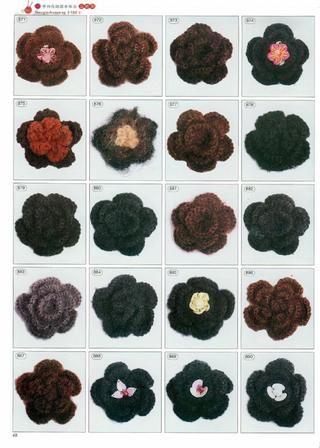 Crochet motivos y patrones by enrHedando - issuu