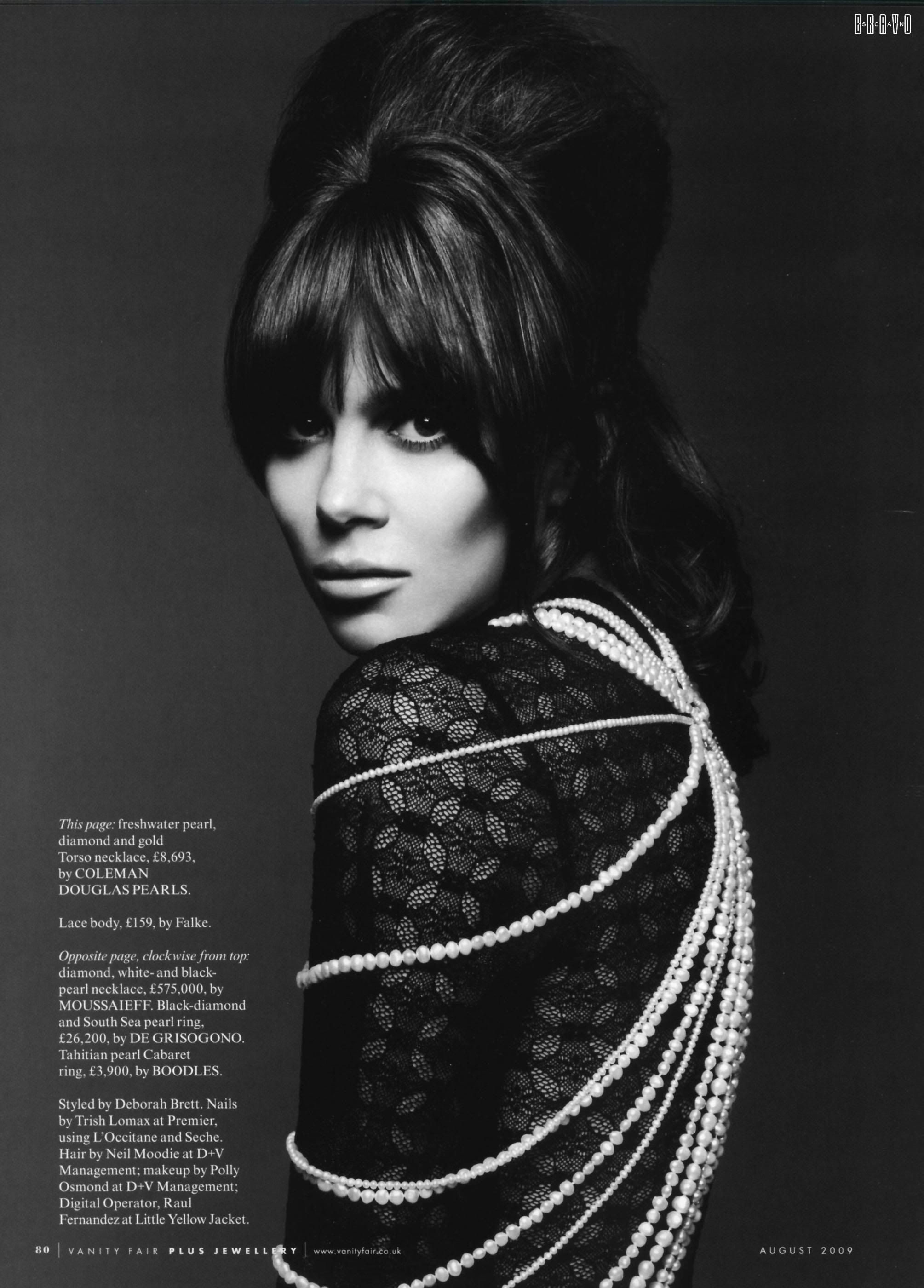 Pin By Antonia On Inspiration Anna Friel Vanity Fair Amazing Lace
