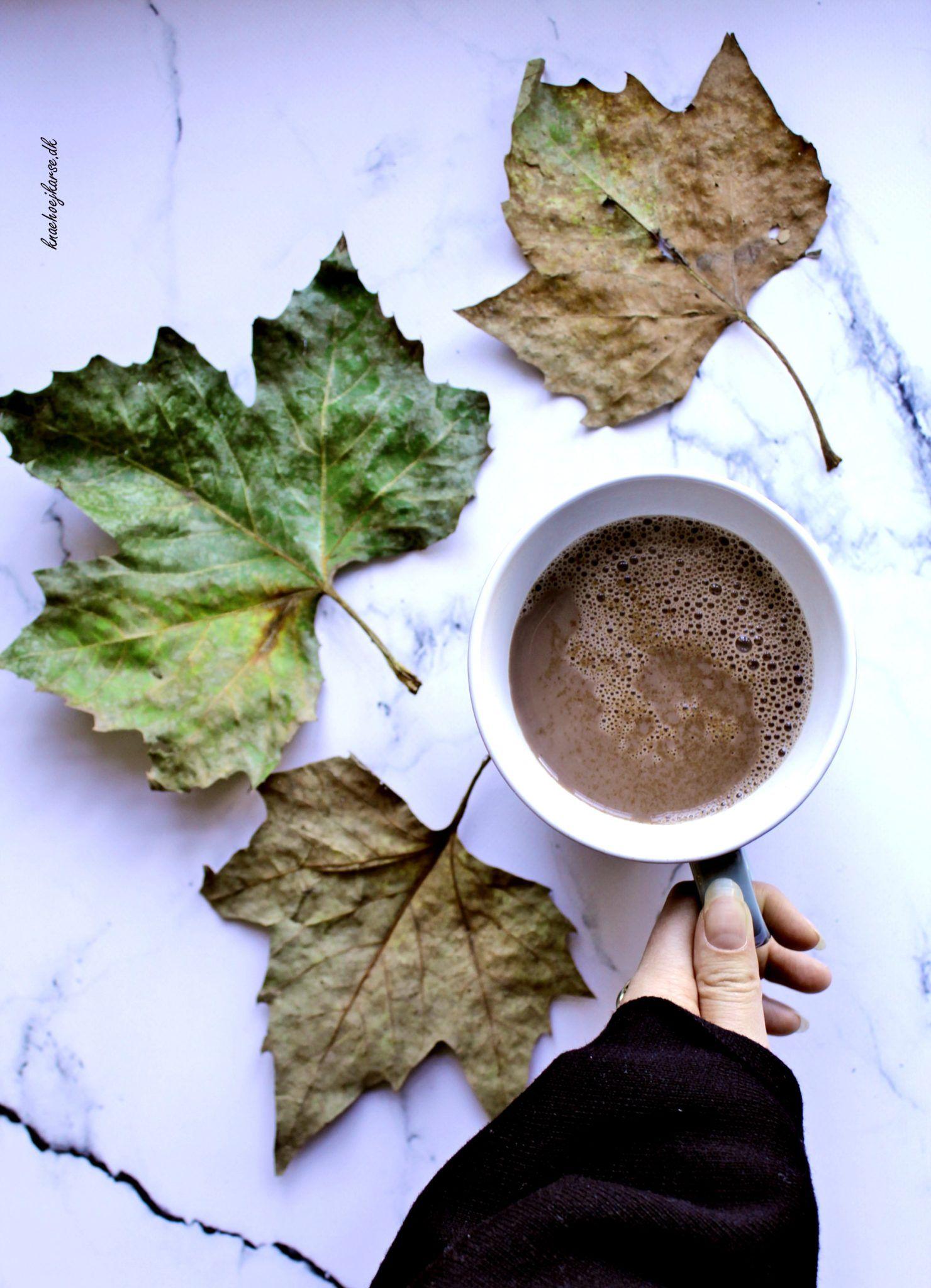 5 varme drikke, der får dig igennem vinterkulden <3
