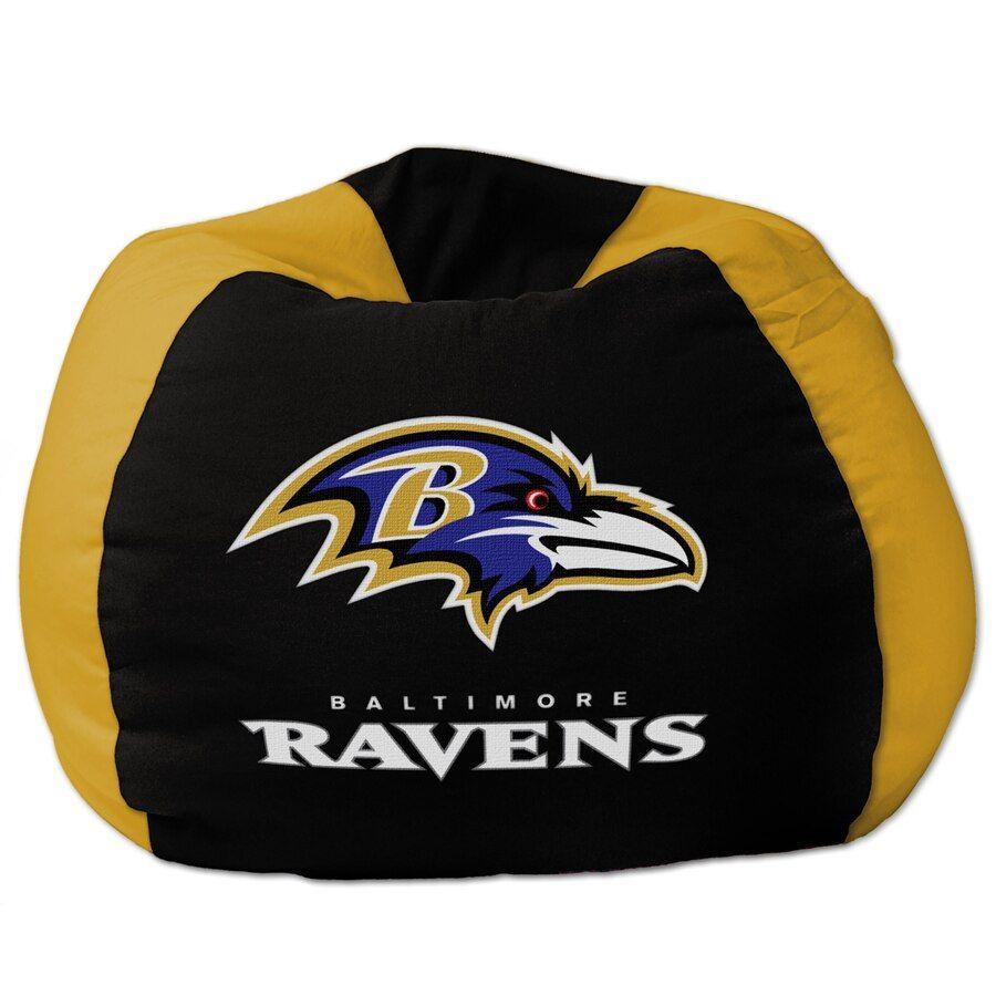 Baltimore ravens bean bag chair bean bag chair bean bag