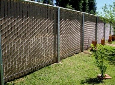 Get Beautiful Fence And Gate Design Ideas Engaging Privacy Slats For A Chain Link Fence Page Backyard Fences Fence Design Chain Link Fence Privacy